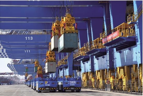 2019年11月出口纺织品服装220.686亿美元