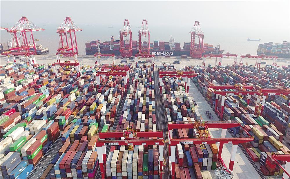 2021年3月进口棉纱22万吨 环同比双增