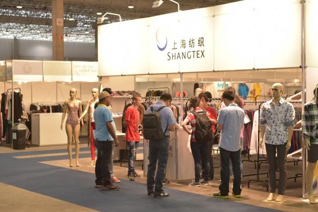 GOTEX参展企业谈中巴纺服贸易机遇
